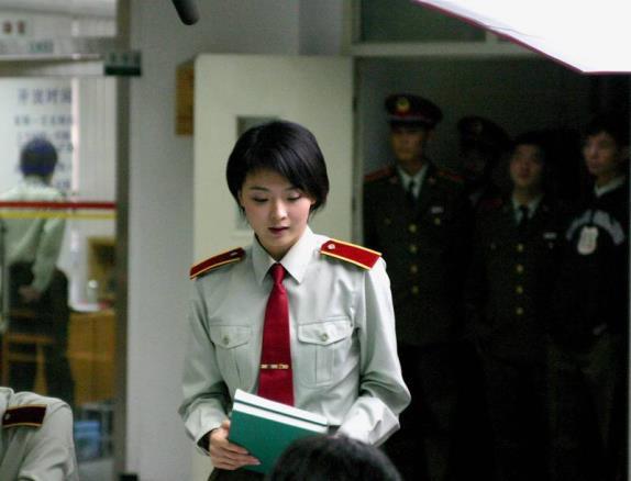 Foto-foto Tentara Wanita Cina